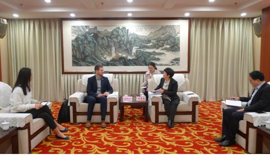 Joining Hands with Israel to Jointly Establishthe Sichuan-Israel